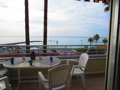 Photo for Casa Lea - two-roomed apartment with terrace on the sea