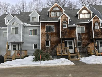 Photo for North Conway condo near Storyland the village. Perfect for 2 families!
