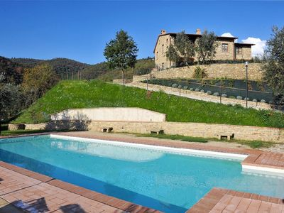 Photo for 6BR House Vacation Rental in Santa Margherita, Toscana