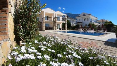 Photo for Gold Villa # 9 - excl. Villa with large private pool, quiet and central location