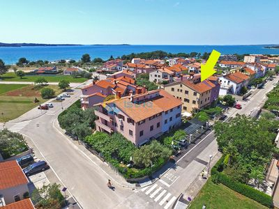 Photo for Apartment 242/545 (Istria - Fažana), Beach front accommodation, 200m from the beach