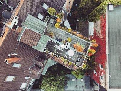 Photo for THE ROOF Penthouse in the heart of Karlsruhe