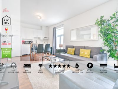 Photo for Liv MTL | MTL 301 | Up to 60% OFF | Smart  Studio + Rooftop + Family
