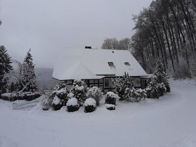Photo for Spacious, comfortable holiday home in the beautiful Hochsauerland