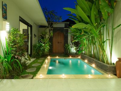 Photo for Cozy One Bedroom Villa with Little Pool