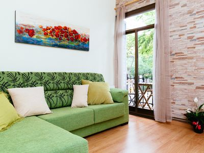 Photo for Apartment in Plaza Sagrada Familia