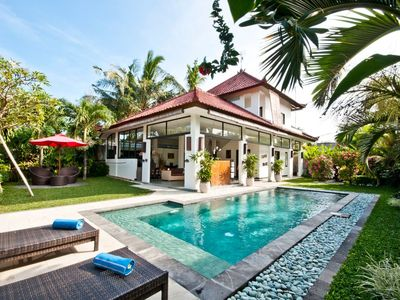 Photo for Seminyak villa 2BR Very Near Beach