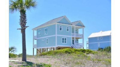 Photo for Beautiful & Brand New 6 Bdrm/3.5 Bath, Oceanfront Home w/ Private POOL-Sleeps 14