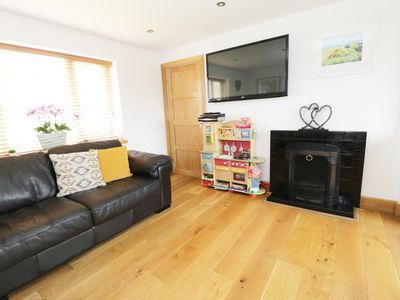 Photo for GERLAN, family friendly, with open fire in Llanerchymedd, Ref 958548