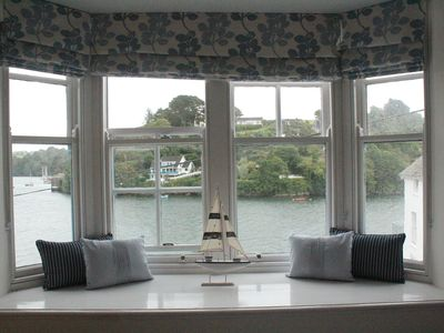 Photo for Out Of The Blue' Is A Refurbished Riverside Cottage With Superb River Views