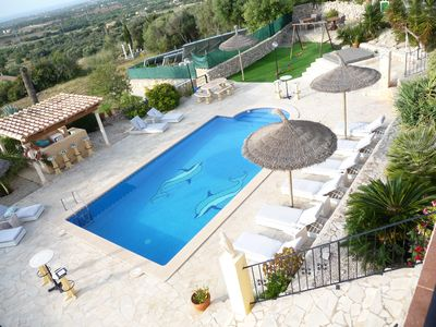 Photo for 5BR Chateau / Country House Vacation Rental in Cala Millor, Mallorca