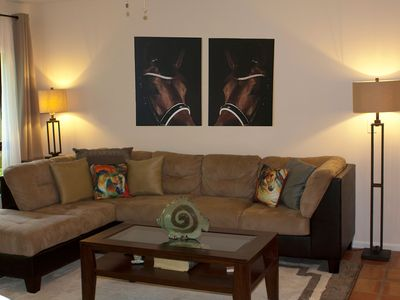 Photo for 1Bedroom Condo in heart of Wellington in Polo Club