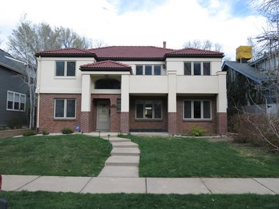 Photo for AVAILABLE - EAST WASH PARK  - Upscale, modern, furnished home in top location!