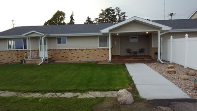 2100 sq ft Ranch style home