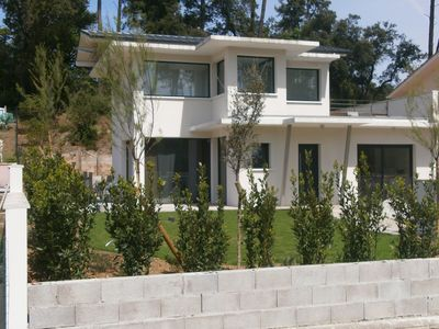 Photo for Contemporary house in Labenne