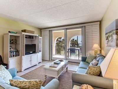Photo for Breathtaking Views from this Oceanfront Sea Dunes Getaway- 1 King Bed, 2 Twins