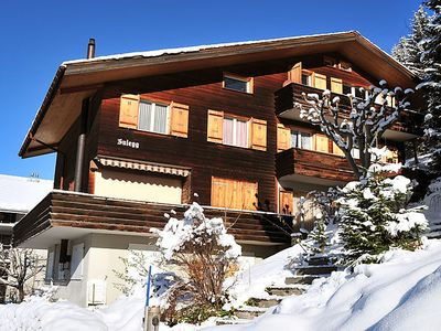 Photo for Apartment Sulegg  in Wengen, Bernese Oberland - 4 persons, 2 bedrooms