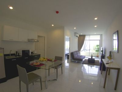 Photo for 1BR Apartment Vacation Rental in phuket town, thailand