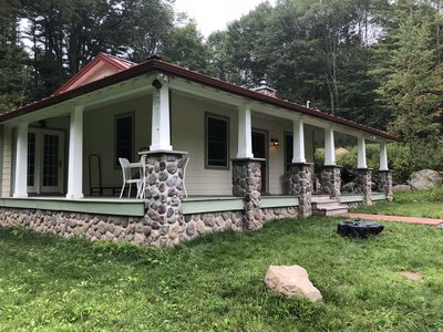 Photo for Pocono Mountains Get-Away in Secluded Village - The Lehigh Cottage