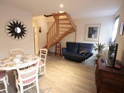 Photo for 2 persons apartment with balcony in the center of Kaysersberg