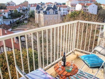Photo for Apartment Le Malda  in Biarritz, Basque Country - 2 persons, 1 bedroom