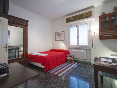 Photo for Barbadori Studio - Convenient apartment within walking distance of the Ponte Vecchio