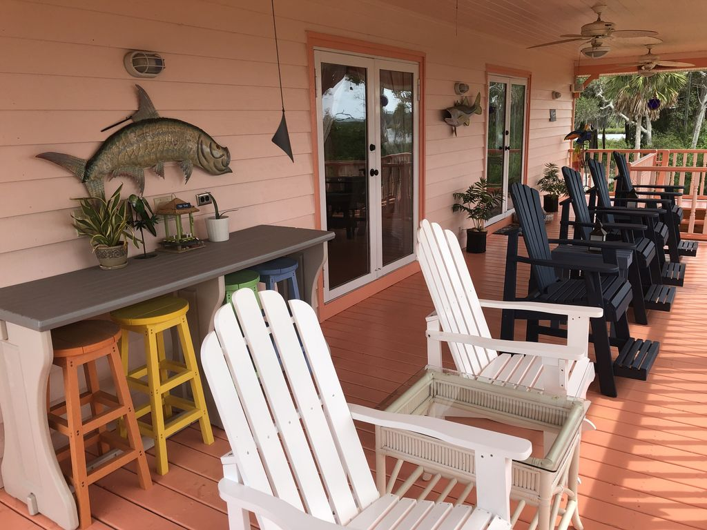 Tampa Rough Riders, Inc  - Ozello Keys Waterfront Retreat on