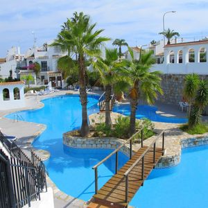 Photo for Holiday in paradise - Holiday villa Costa Blanca directly at the best pool in Verdemar