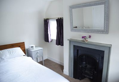 Superking/ twin room with ensuite