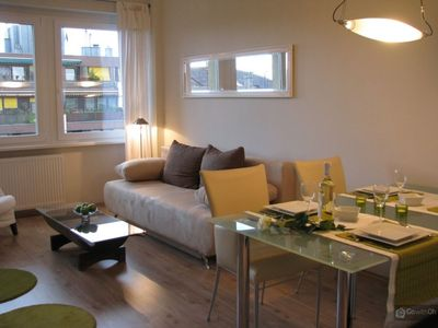 Photo for Modern apartment for four opposite the Prater theme park - Vienna