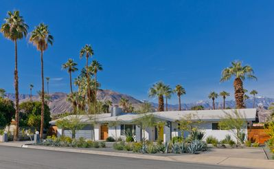 """Photo for """"The Grove"""" Mid Century Palm Desert Stunner-Views, Location, & Privacy!!"""
