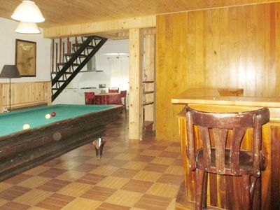 Photo for House in Sierra de Miraflores, for groups with pool, barbecue, bar, billiards, pi
