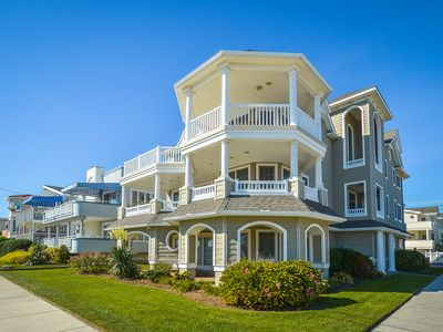 Photo for Fabulous Ocean City - Gold Coast - 1st Flr, Beach Front Home – Elevator