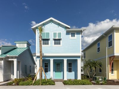 Photo for Margaritaville Resort Orlando - 2 bedroom/2 bath cottage - 3037 Sea Plane Lane