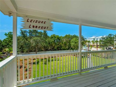 Photo for 200 Yards from the Beach, Walk to Gulf Place, Balcony