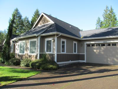 Photo for Relax and recharge in our beautiful Hoodsport golf community home!