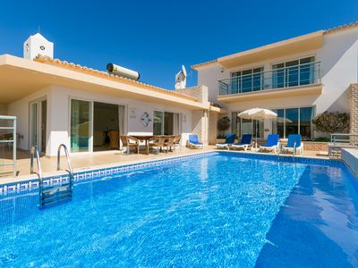 Photo for Villa Sol Panorama - Villa With WIFI, Private Pool, BBQ & A/C.