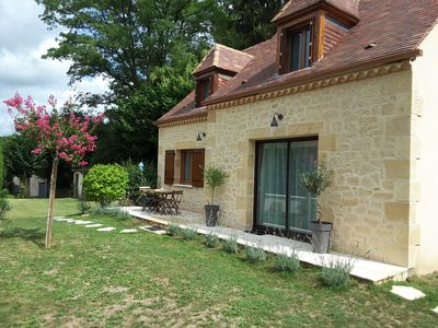 Photo for Nice house with all comfort in the heart of black Perigord