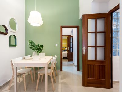 Photo for Family apartment in Gerona street.