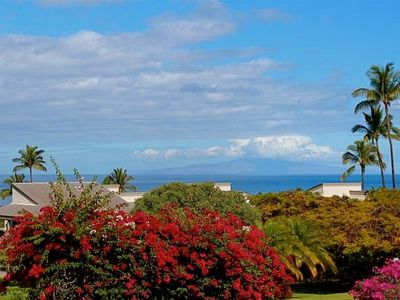 Photo for Wailea Ekolu 805 Deluxe 2Bd/2Ba, Ocean View Townhouse! Full A/C, Sleeps 4