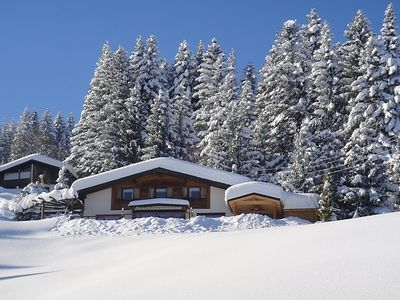 Photo for Vacation home The Schatzie  in Egg, Vorarlberg - 8 persons, 4 bedrooms