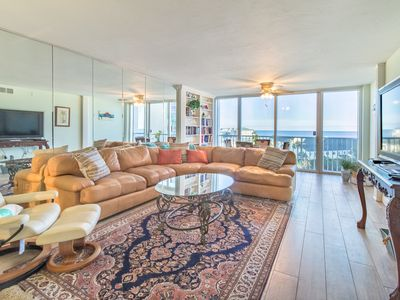 Photo for Shoreline Towers 3063-2BR☀OPEN Apr 21 to 23 $580!☀GULF Views- Steps 2 Beach!