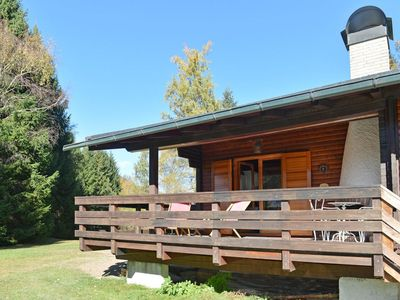 Photo for Wooden chalet with views of the Brenta Dolomites
