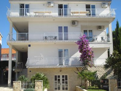 Photo for Apartment in Biograd na Moru (Biograd), capacity 4+2