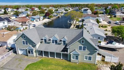 Photo for Waterfront Mansion on the Jersey Shore that's got all the bells and whistles!!!!