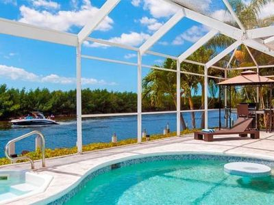 Photo for Villa Waterway, Cape Coral  in Florida Westküste - 6 persons, 3 bedrooms