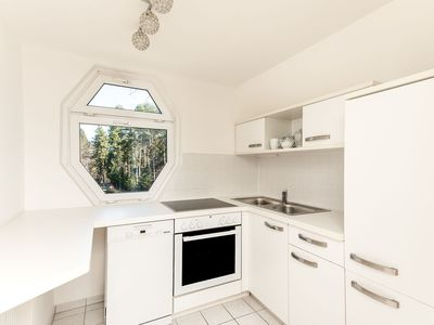 Photo for Romantic apartment in Wörtherseevilla with lake access ideal for couple
