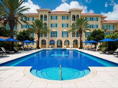 Photo for Villa 402: 2 Bedroom, 2 1/2 Bathroom Deluxe Penthouse (sleeps 4-5)