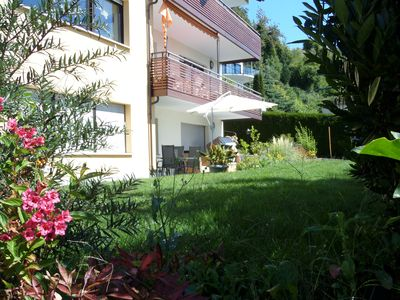 Photo for Close to Lake Constance with unlimited sea and alp views