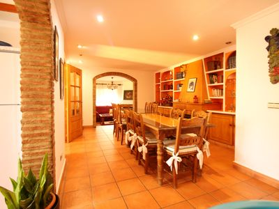 Photo for Holiday Villa in Marbella at the foot of the beach